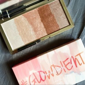 Touch In SOL • #Glowdient Face Palette